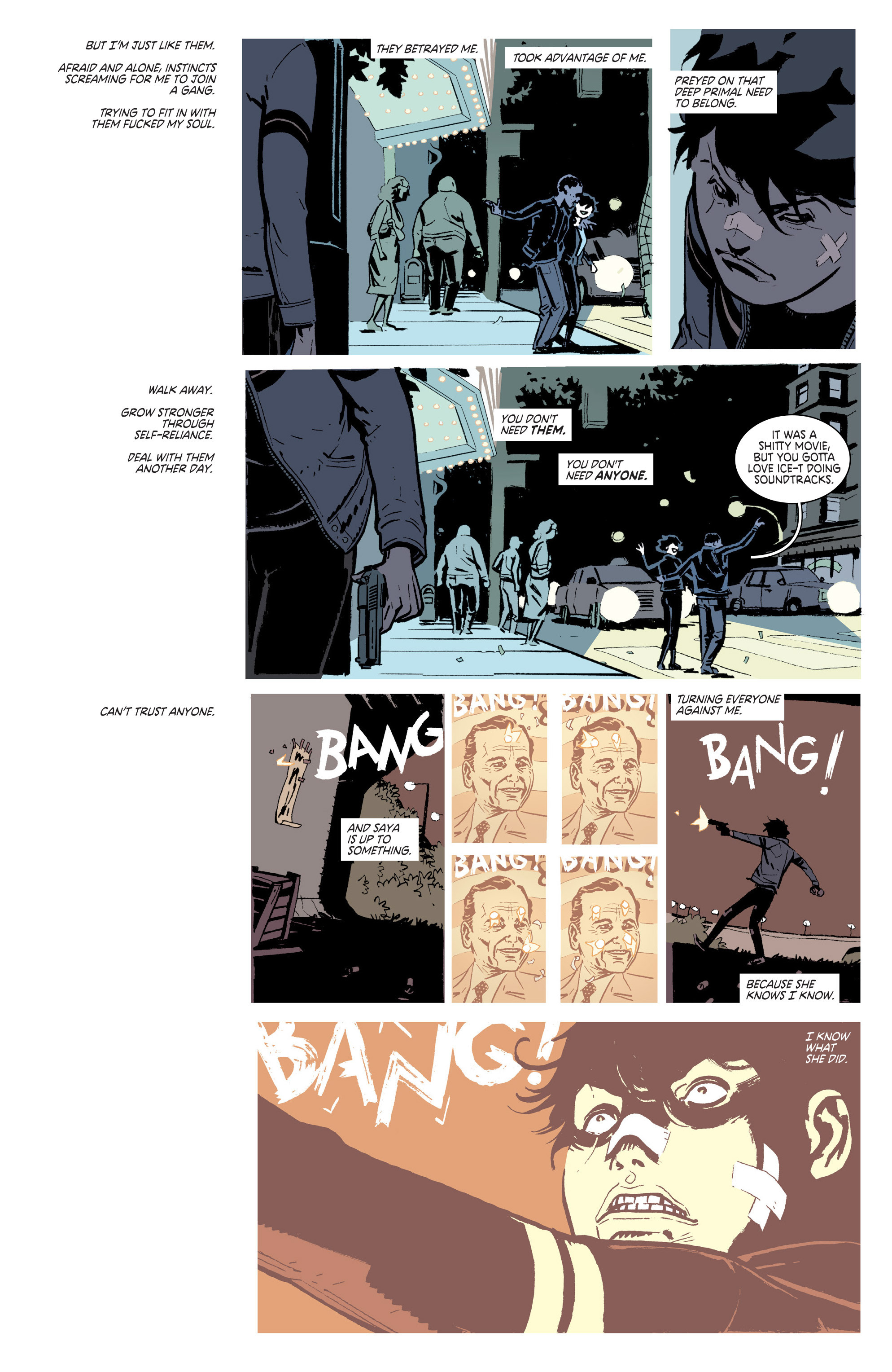 Read online Deadly Class comic -  Issue # _TPB 3 - 73