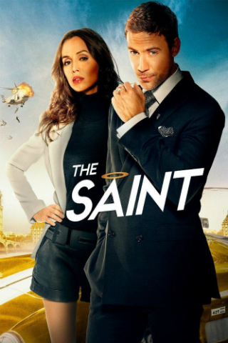 The Saint [2017] [DVDR] [NTSC] [CUSTOM HD] [Latino]