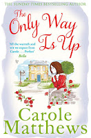 The Only Way is Up Book Review Recommendation - Carole Matthews - Women's Fiction Book Recommendations