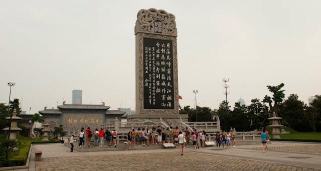 Monumentos Shuzou