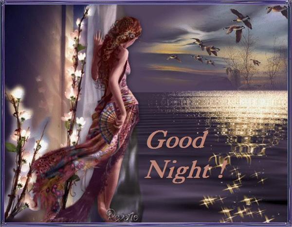 good night wallpaper with shayari
