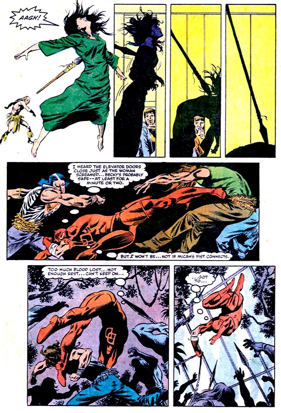 Daredevil (1964) 211 Page 21