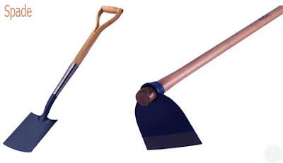 spade tool