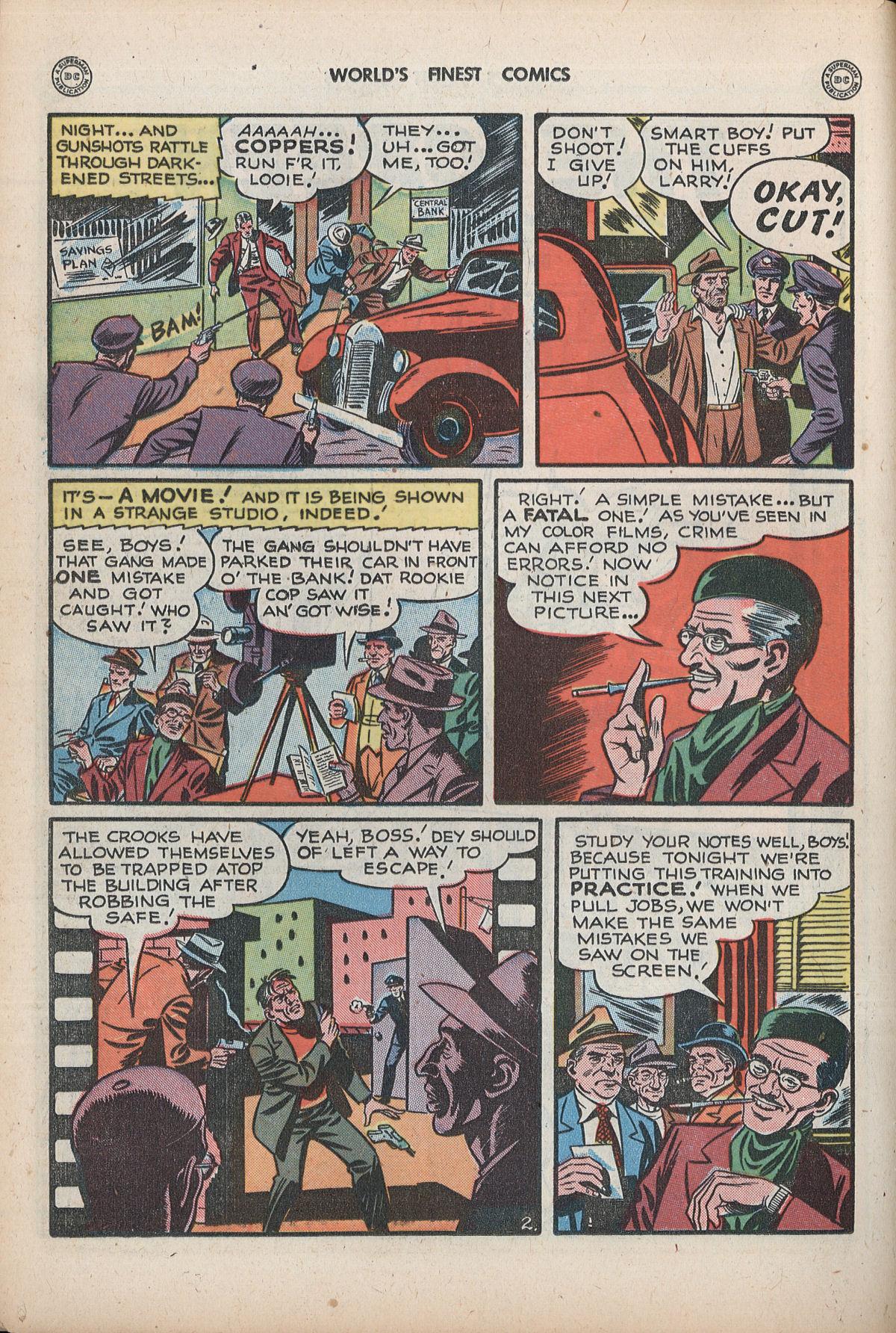 Read online World's Finest Comics comic -  Issue #32 - 18