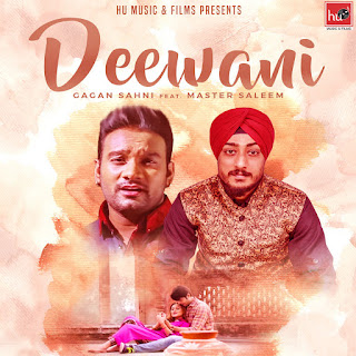 Deewani Song Master Saleem Gagan Sahni Lyrics MP3