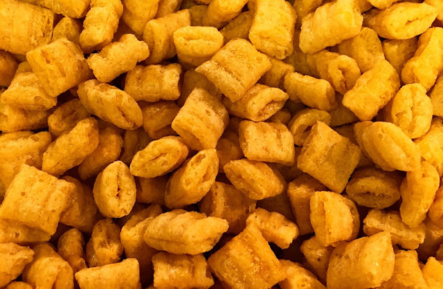 Close Up of Cap'n Crunch Cereal
