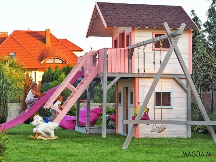 najpiekniejszy plac zabaw dla dzieci