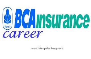 Lowongan Kerja Terbaru BCA Insurance, April 2016