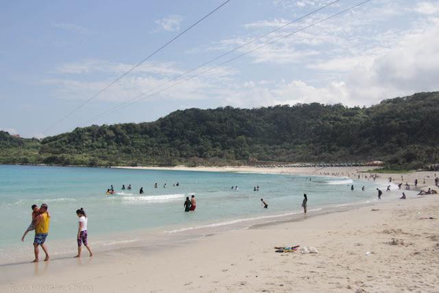 Blue Lagoon Beach, Pagudpod, Ilocos Norte