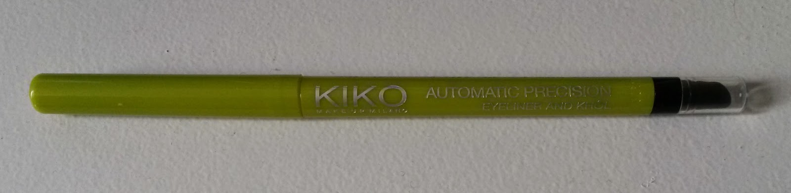 Automatic Precision Eyeliner and Khôl KIKO