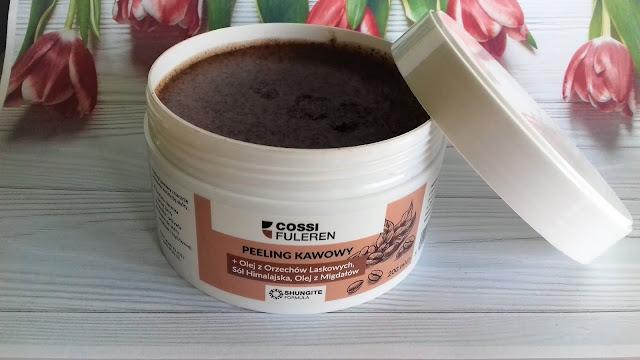 Cossi fuleren peeling kawowy do ciała