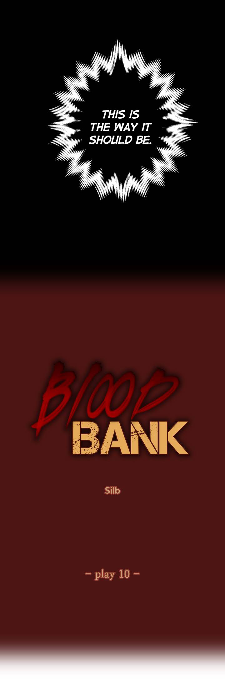 Blood Bank - Chapter 10