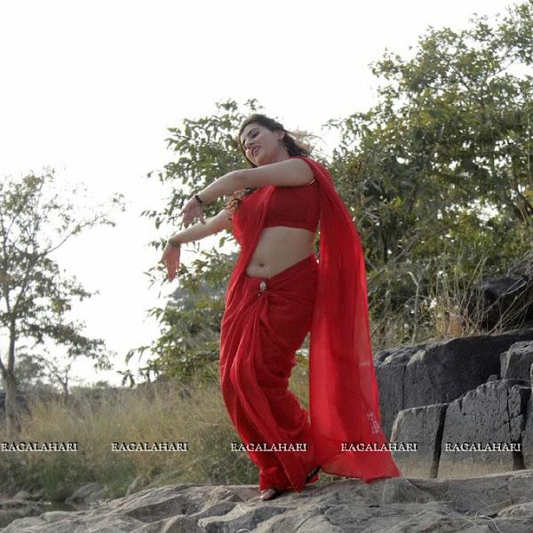 Archana hot photos in saree from Panchami