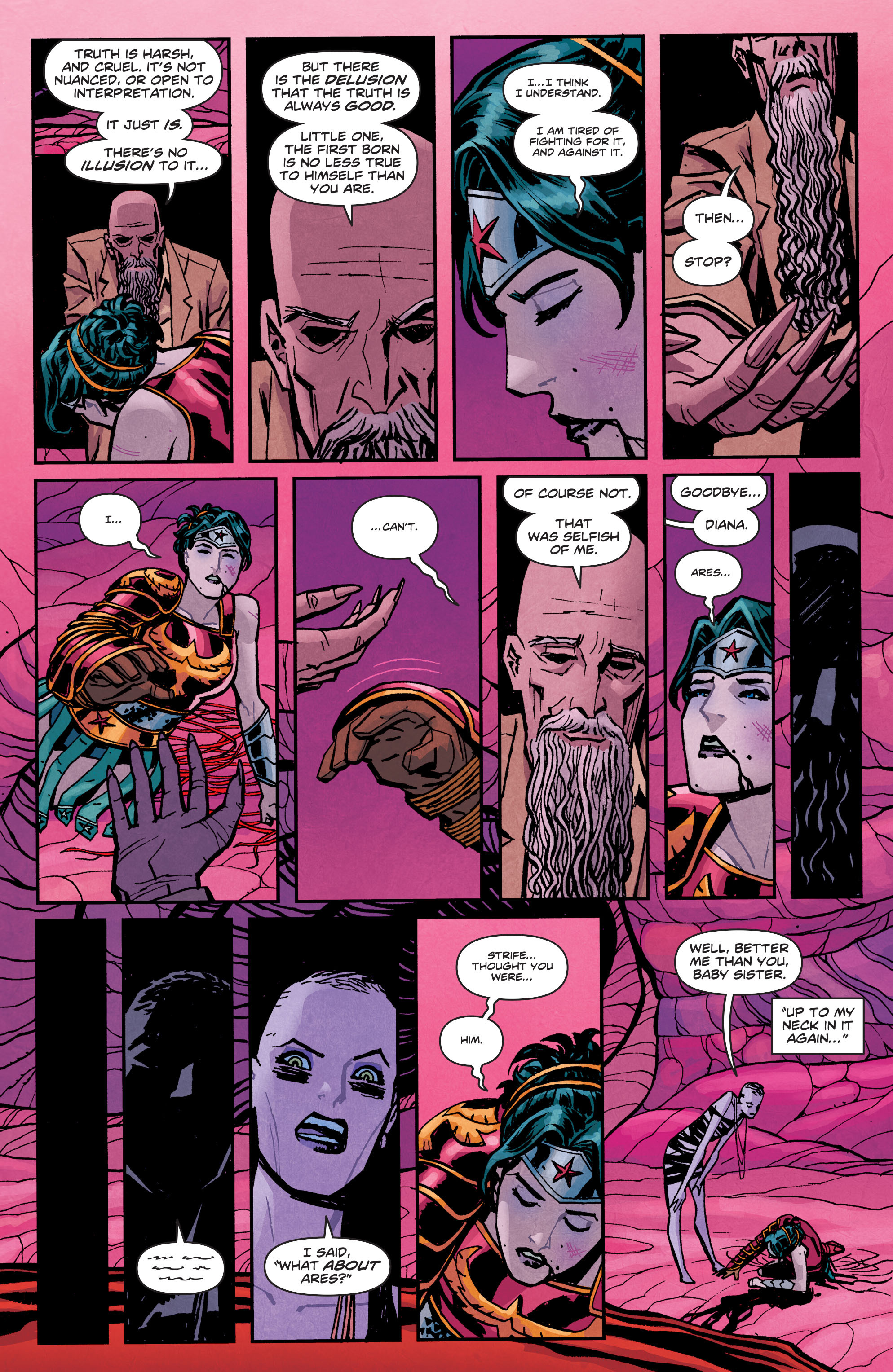 Read online Wonder Woman (2011) comic -  Issue #34 - 5