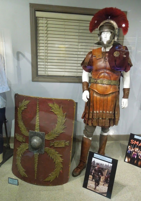 Channing Tatum The Eagle Roman centurion costume