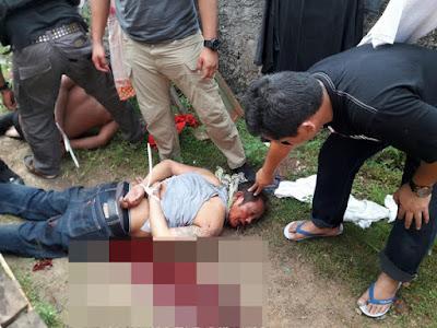 pelaku pembunuhan sadis di Pulomas