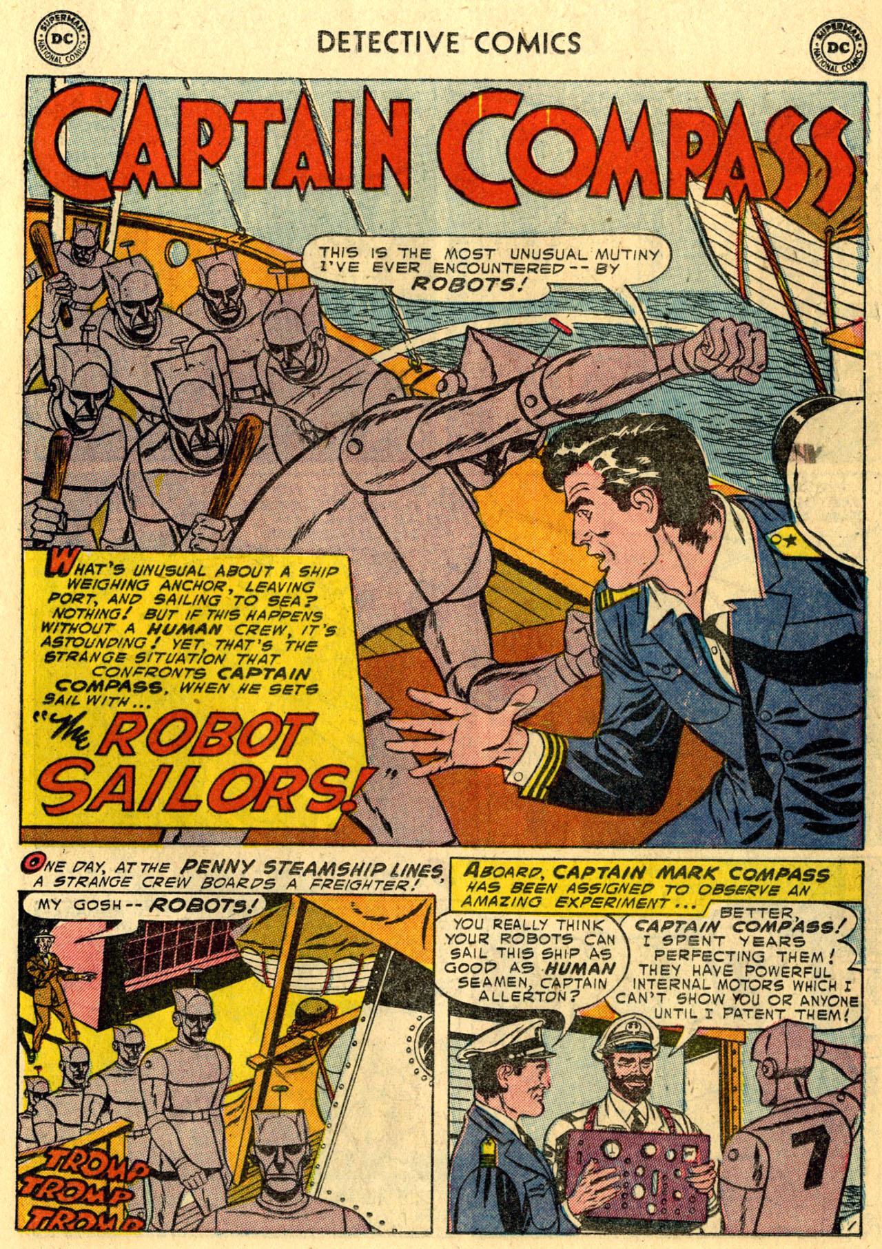 Read online Detective Comics (1937) comic -  Issue #216 - 17