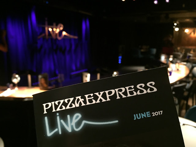 Pizza Express Live brochure