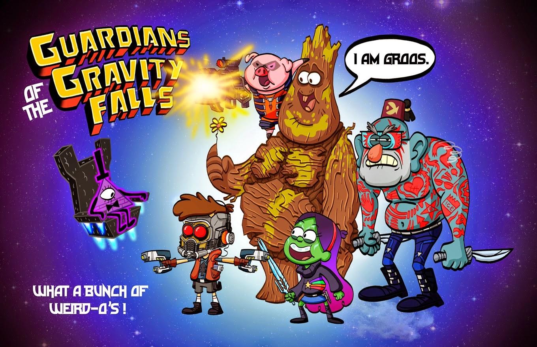 Gorillaz The Fall Wallpaper Gravity Falls 2015 Guardians Of The Gravity Falls Gambar