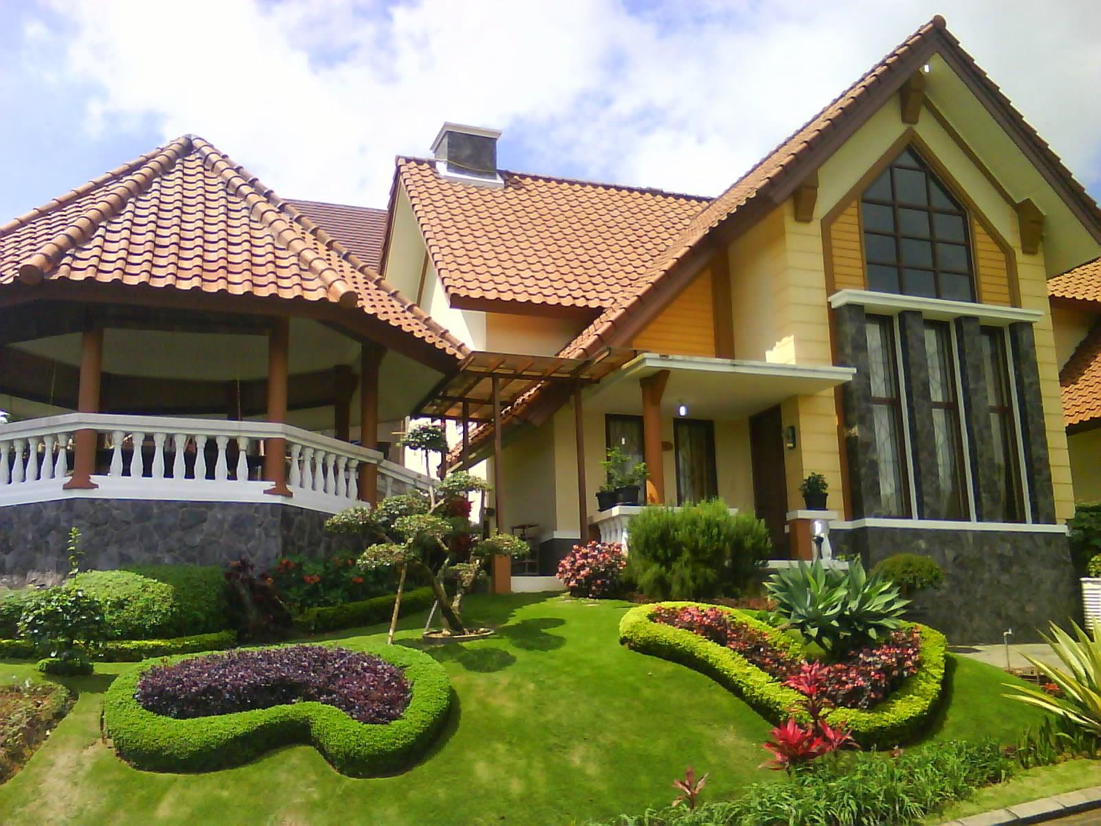 sewa villa kota bunga