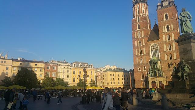 Rynek Glowny, Krakow