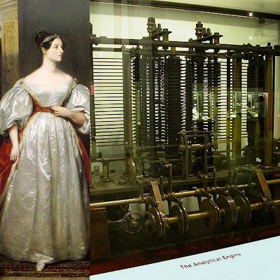 Resultado de imagen para programadora de la historia fue Ada Lovelace