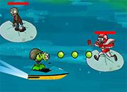 Plants vs Zombies 3: Pea Shooter zombos
