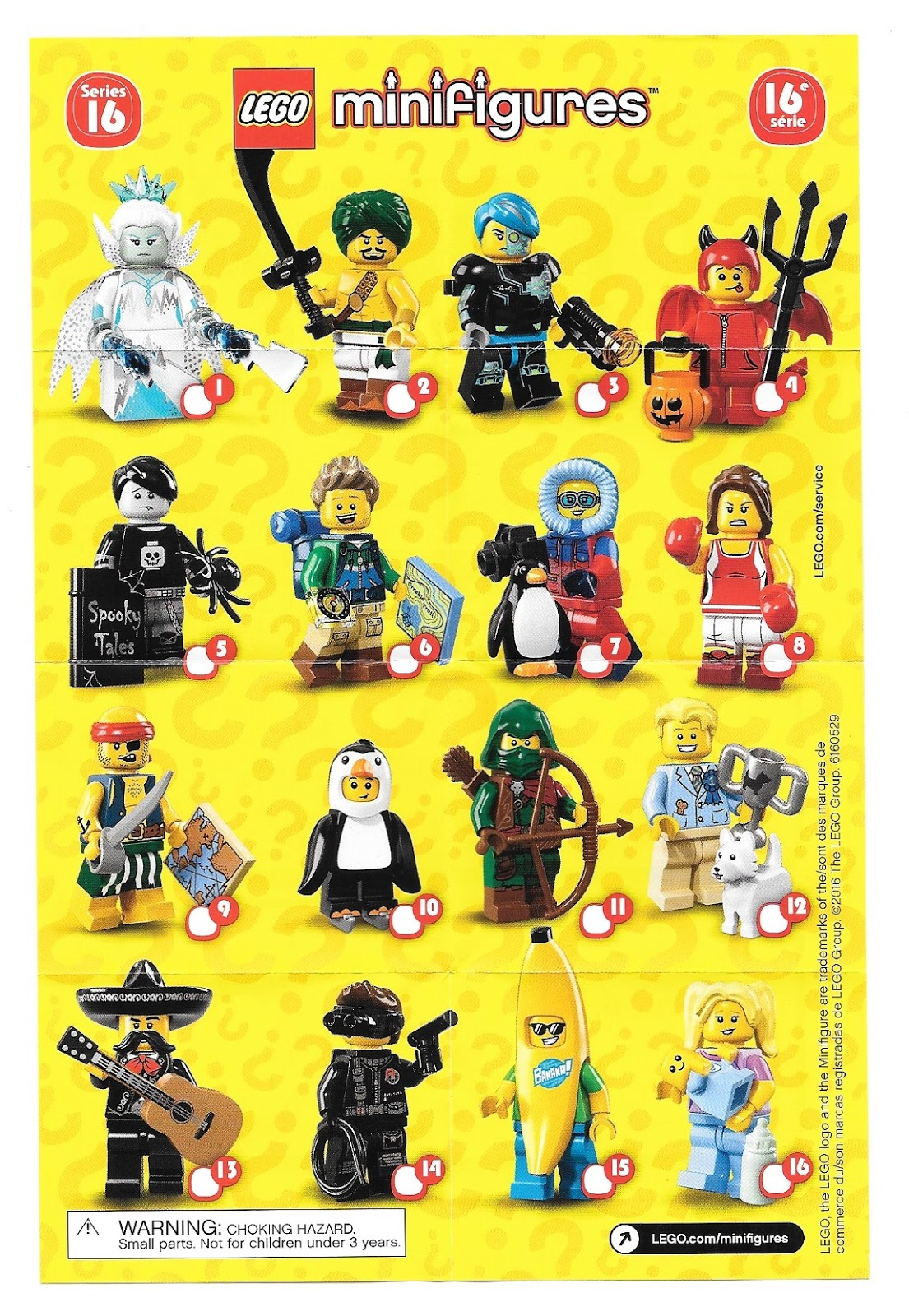 Playing With Bricks Review Lego Collectible Minifigures