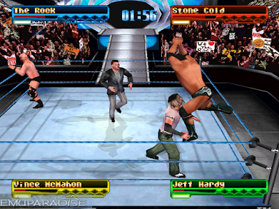 Download WWF Smackdown Highly Compressed Game For PC