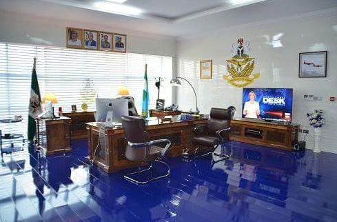Beautiful Photos of The New Nigerian Airforce Headquarters