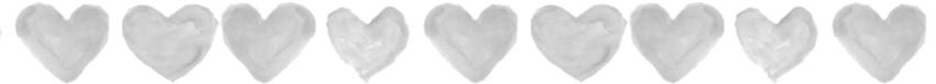 separador corazones blog