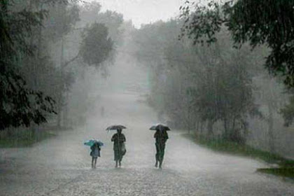 Ada Gangguan, ini Penjelasan BMKG Mengapa Sekarang Sering Hujan