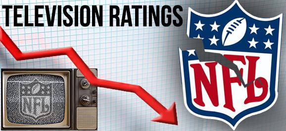 Media Confidential: Nielsen: NFL Ratings Down 7 5% Through Week 6