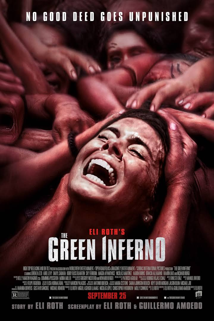 Nonton Film The Green Inferno (2013)