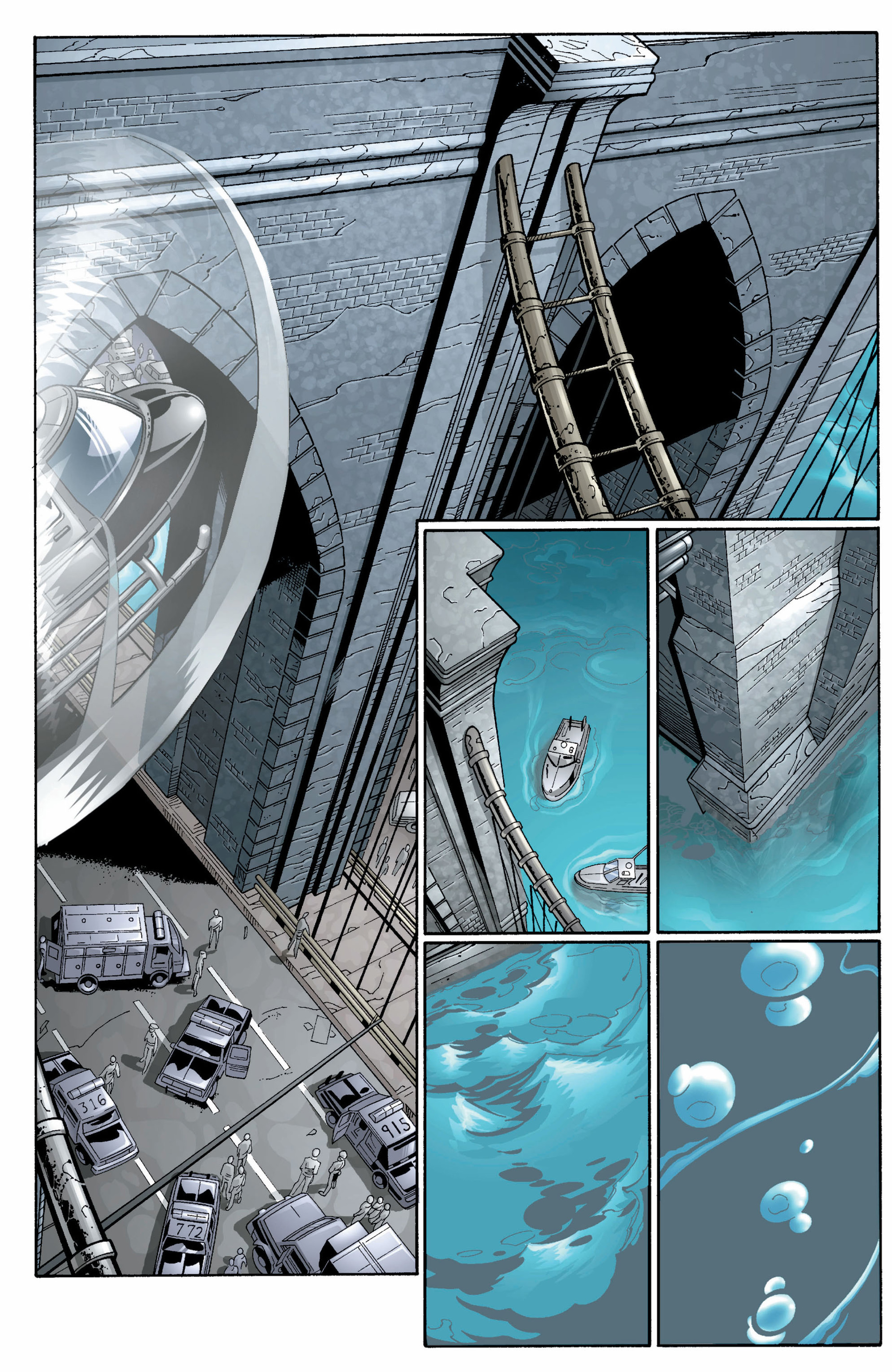 Read online Ultimate Spider-Man (2000) comic -  Issue #7 - 20