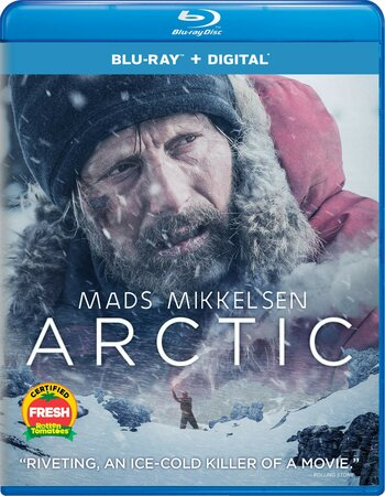 Arctic (2018) English 720p BluRay x264 950MB ESubs
