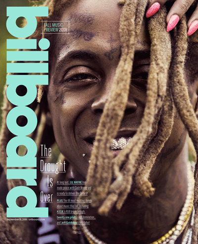 Lil Wayne's 'Tha Carter V' Set For No. 1 On Billboard 200 Chart With Third-Largest Streaming Week Ever