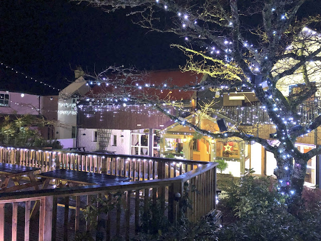 Bluestone Resort at Christmas. A review of Bluestone Resort in Wales, by blogger, photographer and writer Mandy Charlton. Discover why we loved our stay at Bluestone and why it's a wonderful place for a family holiday or weekend break in the UK.
