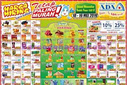 Katalog Promo ADA Pasar Swalayan Terbaru 18 - 19 Mei 2019