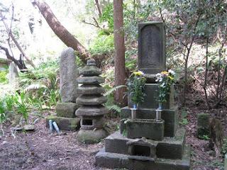 薩摩屋敷焼討事件戦没者の墓