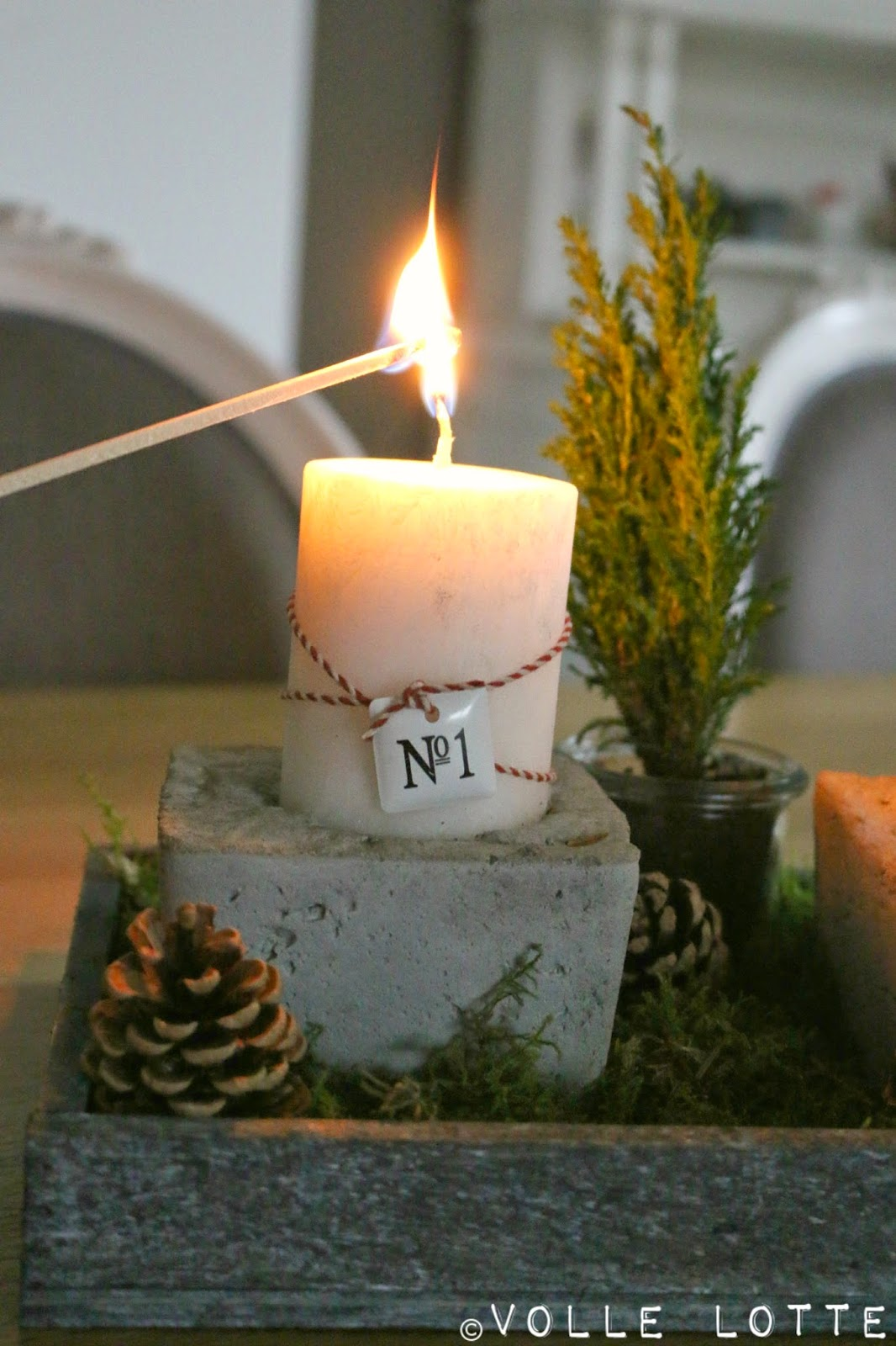 advent advent ein lichtlein brennt volle lotte. Black Bedroom Furniture Sets. Home Design Ideas
