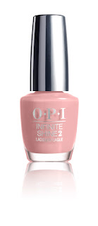 OPI Infinite Shine Spring '16 In Half Past Nude