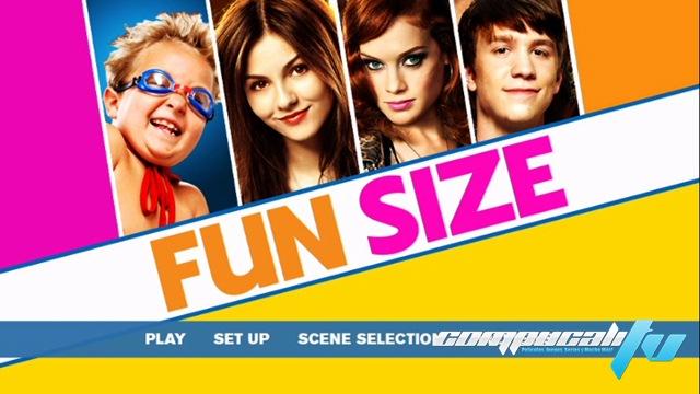 Fun Size DVDR NTSC Español Latino