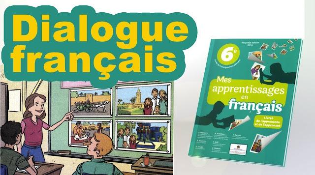 Mes apprentissages en français 6ème AEP (édition 2018) - videos