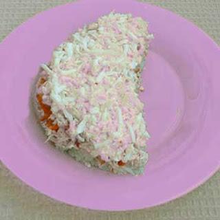 салат апельсиновая долька с курицей пошаговый рецепт