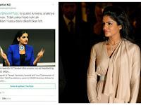 Hoax Putri Raja Salman Tak Berhijab, Hoax yg Dipercaya Mahfud MD, Disebar Metrotv, dll