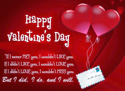 Happy Valentines Day Greeting Cards for her