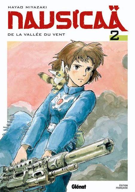 Manga Nausicaa Hayao Miyazaki