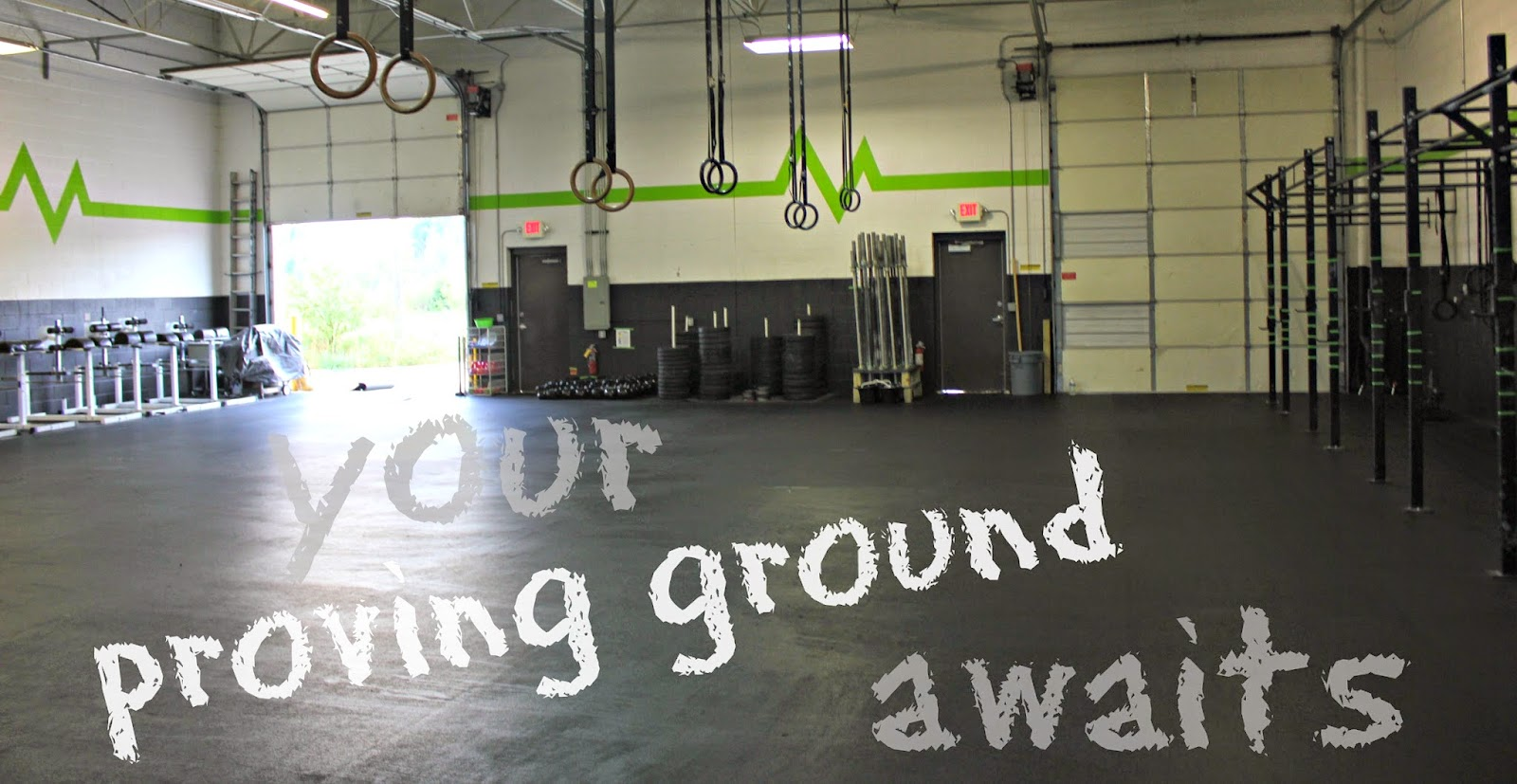 Your Proving Ground Awaits