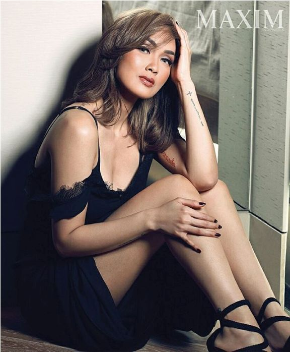 Foto Hot Sara Wijayanto di Majalah Dewasa